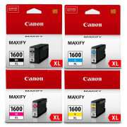 Genuine PGI1600XL Canon Ink Cartridges (Full Set)
