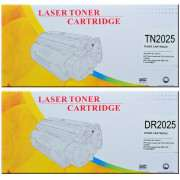 Brother TN2025 Toner and DR2025 Drum Compatible
