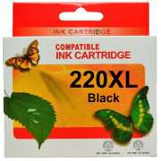 Epson 220XL Ink Cartridge Compatible Black