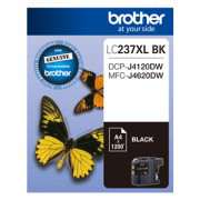 Genuine LC237XL Brother Ink Cartridges Black