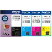 Genuine Brother LC239XL LC235XL  (Full Set)