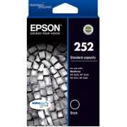 Genuine 252 Epson Ink Cartridges Black