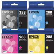 Genuine 288 Epson Ink Cartridge (Ful Set)