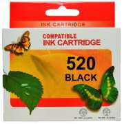 PGI520 CLI521 Canon Ink Cartridges Compatible (Any Colour)