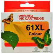 HP 61XL Colour Ink Cartridge Remanufactured