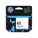 Genuine HP62 Colour Ink Cartridge