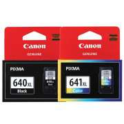 Genuine PG640XL CL641XL Canon Ink Cartridge