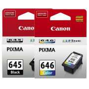 Genuine PG645 and CL646 Canon Ink Cartridge