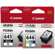 Genuine PG645XL and CL646XL Canon Ink Cartridge