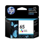 Genuine HP65 Colour Ink Cartridge