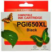 PGI 650XL CLI 651XL Canon Ink Cartridges Comp. (Any Colour)