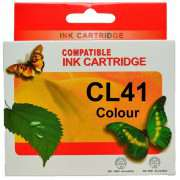CL41 Canon Ink Cartridge Remanufactured (Colour)