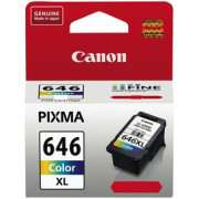 Genuine CL646XL Canon Ink Cartridge