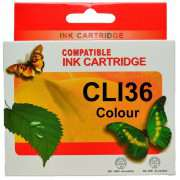 CLI36 Canon Ink Cartridge Compatible (Colour)