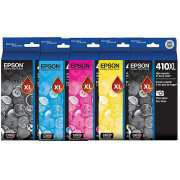 Genuine Epson 410XL Ink Cartridge (Full Set)
