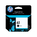 Genuine HP61 Black Ink Cartridge
