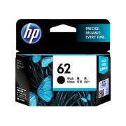 Genuine HP62 Black Ink Cartridge