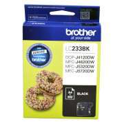 Genuine LC233 Brother Ink Cartridges Black