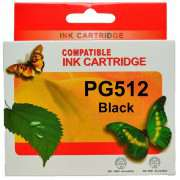PG512 Canon High Capacity Ink Cartridge Remanufactured