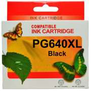 PG640XL Canon Ink Cartridge Remanufactured