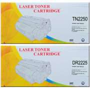 Brother TN2250 Toner and DR2225 Drum Compatible